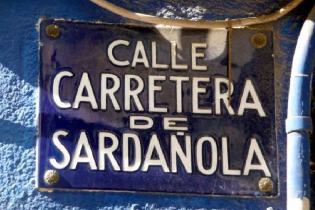 9. Calle Caretera de Sardañola Foto:Tumblr