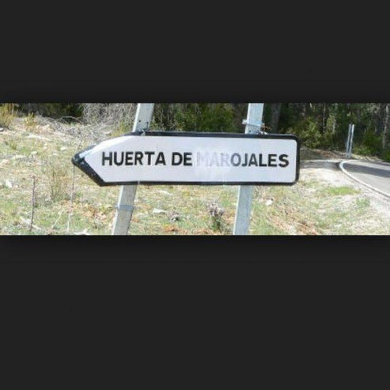 10. Huerta de los marojaes, localizada en España. Foto:Tumblr