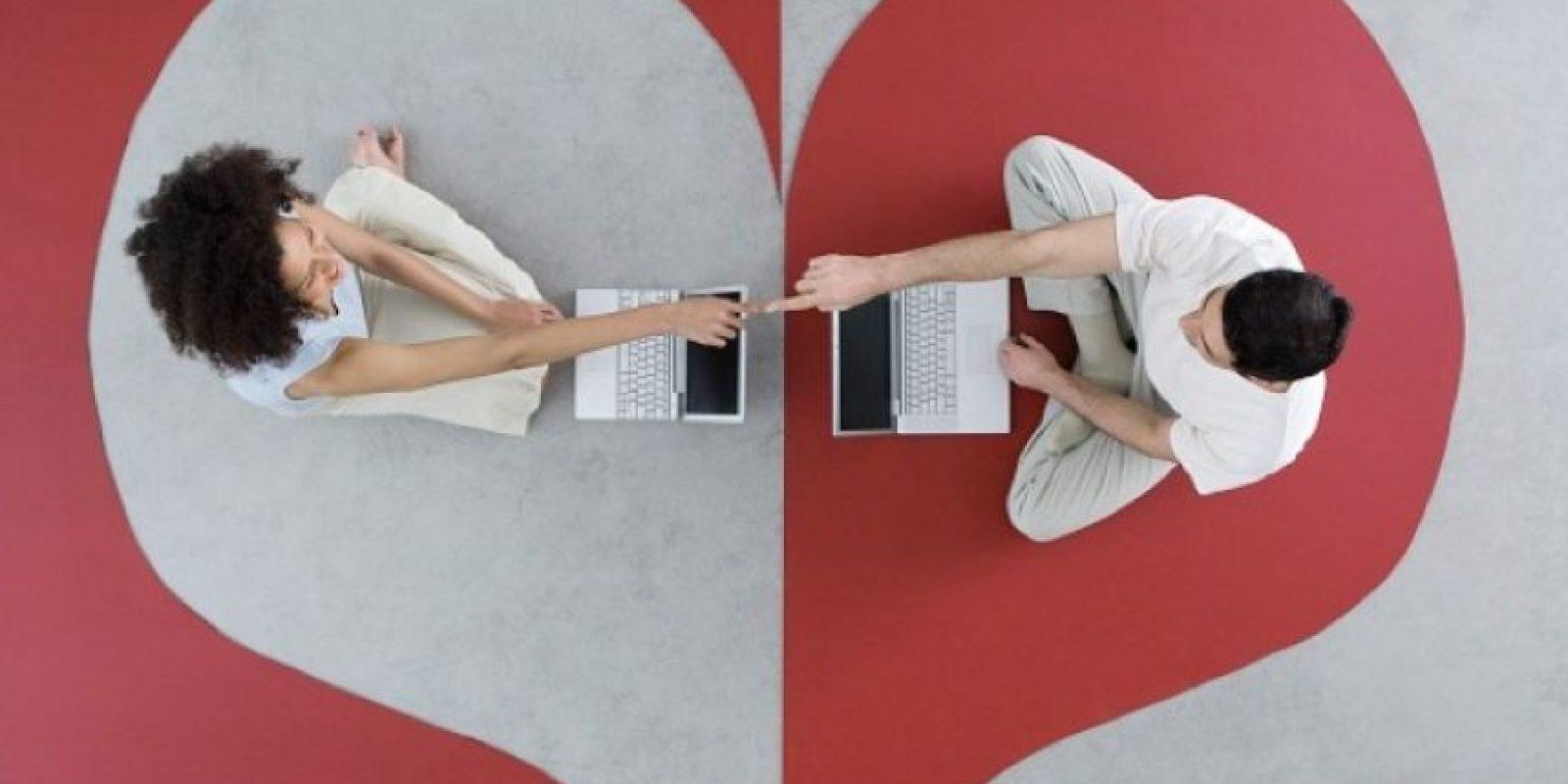 Tengan en claro que un sitio de citas es un puente para encontrar el amor, no un lugar para quedarse eternamente seduciendo. Foto:Tumblr
