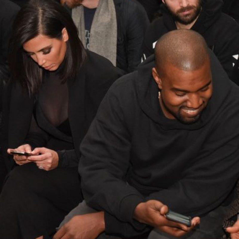 Y un día con Kim. Foto:Getty Images