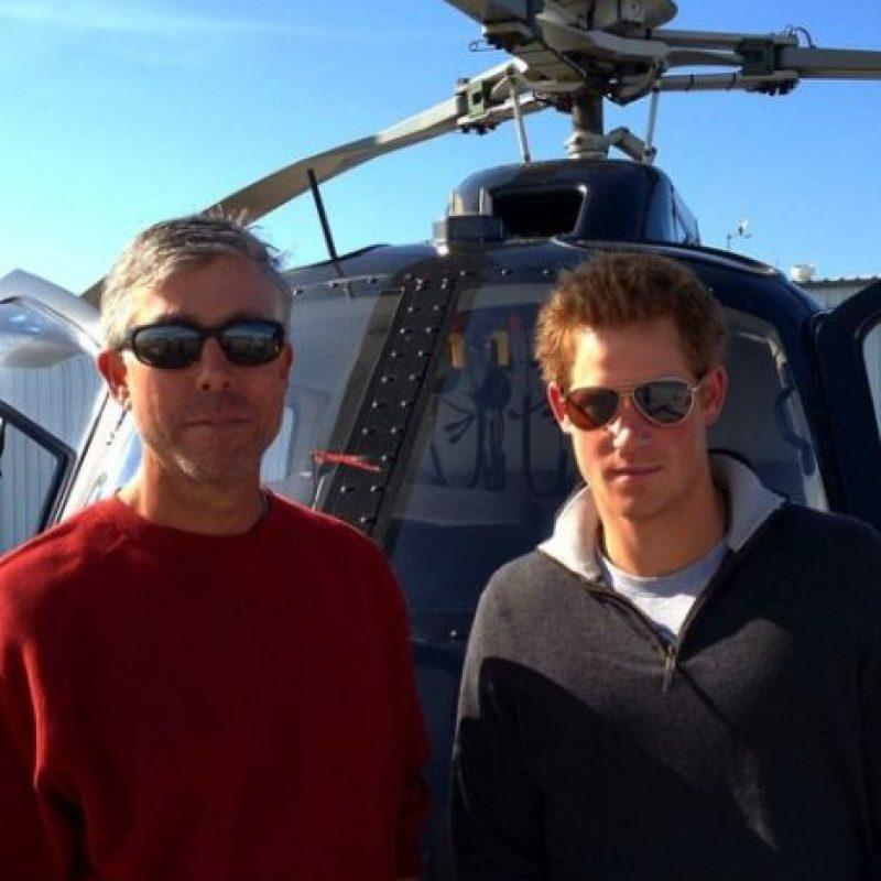 Además de colaborar con Cruise, había trabajado con celebridades como el príncipe Harry. Foto:vía instagram.com/apurwin