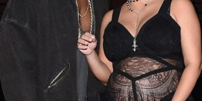 Revelan que Kanye West le fue infiel a Kim Kardashian con su exnovia