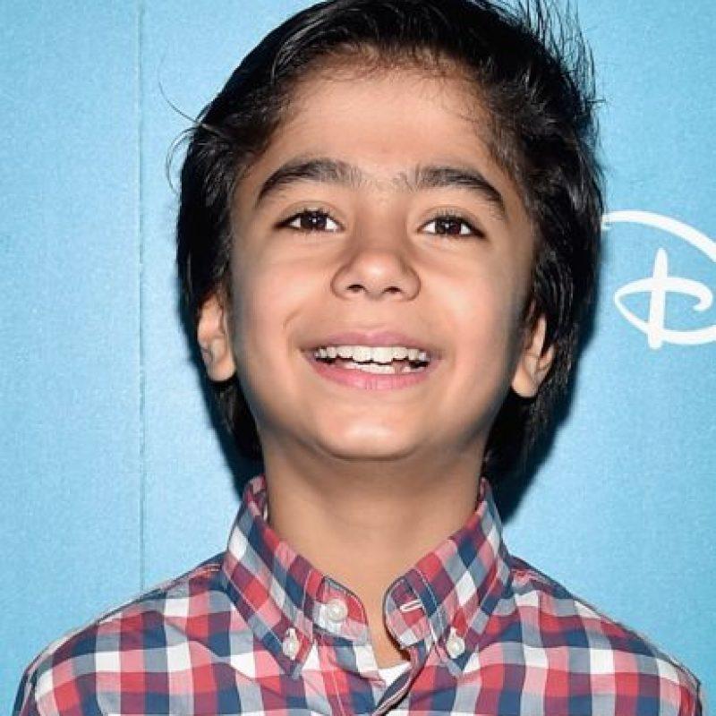 Es originario de Nueva York y este es su debut en la pantalla grande. Foto:vía instagram.com/jonfavreau