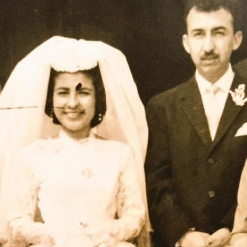 Su boda Foto:vía twitter.com/AdalRamones