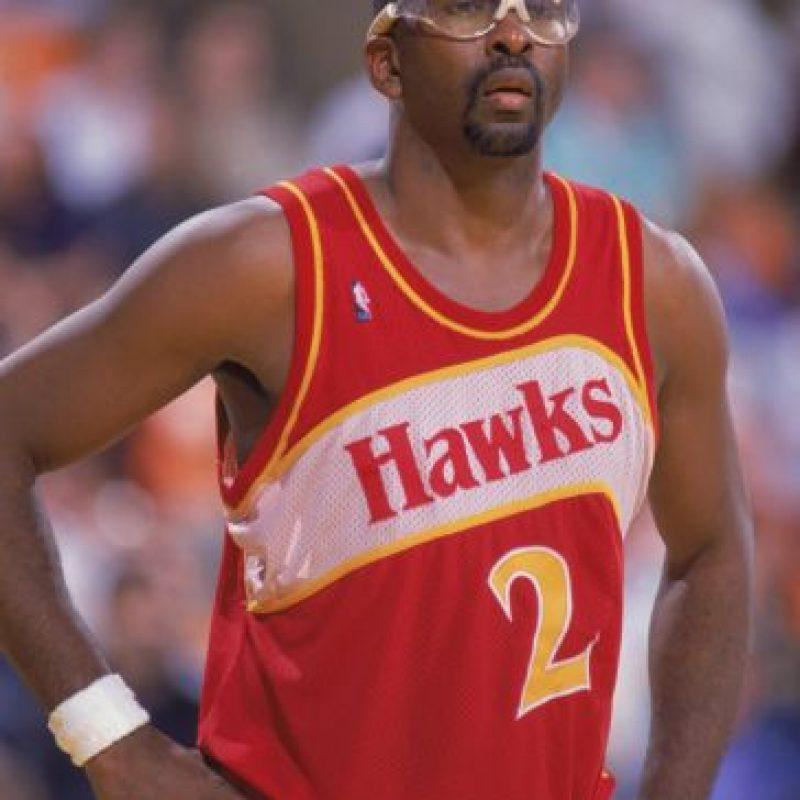 Moses Malone jugó para Houston Rockets, Philadelphia 76ers, Atlanta Hawks, Milwaukee Bucks y San Antonio Spurs Foto:Getty Images