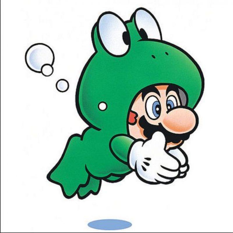 """""""Mario"""" es el personaje más famoso en la historia de los videojuegos, según Marketing Evaluations Foto:Nintendo"""