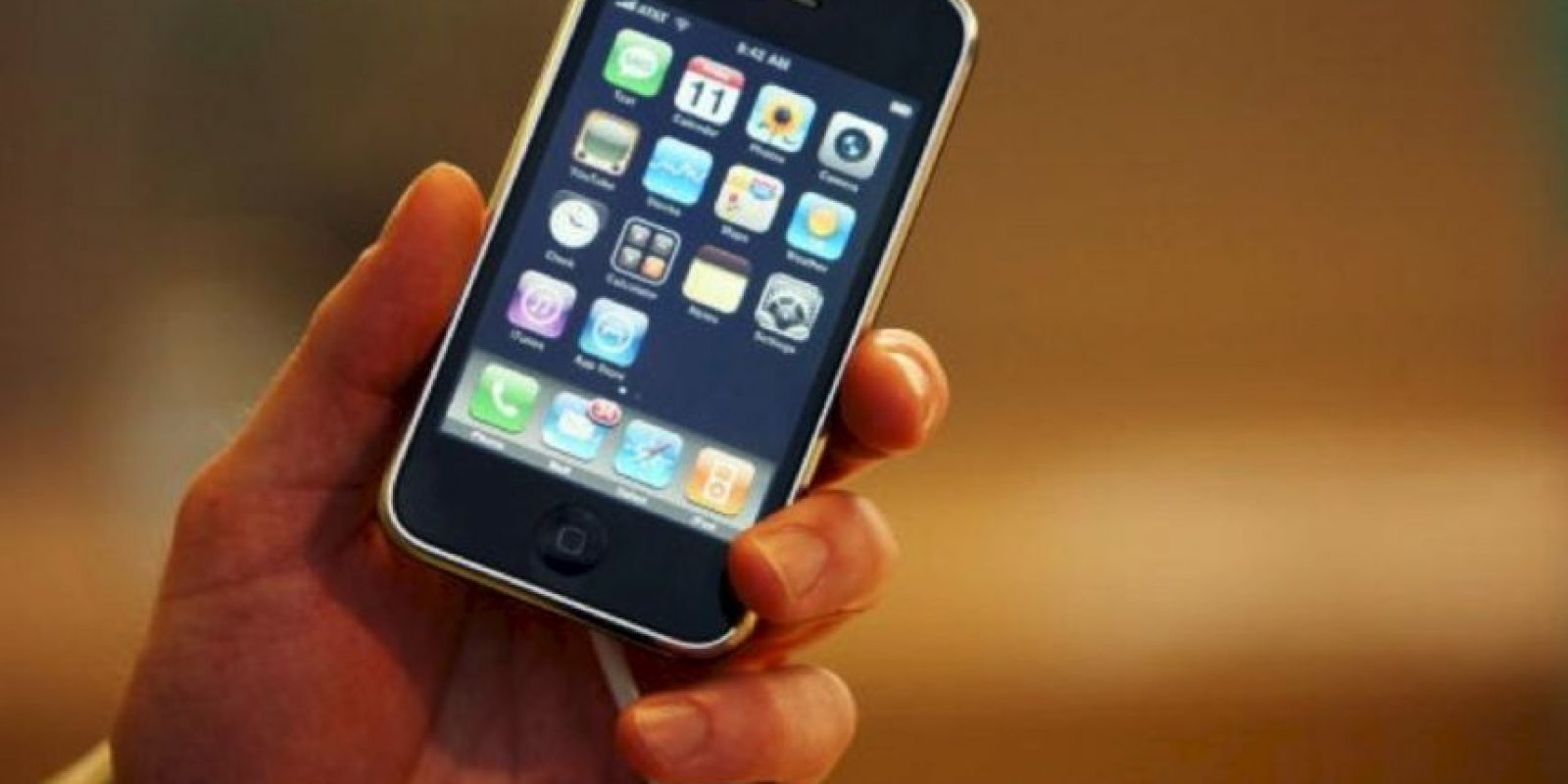 iPhone 3G (2008) Foto:Getty Images