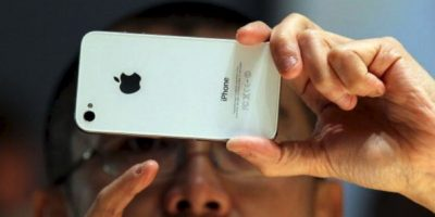 iPhone 4 (2010) Foto:Getty Images