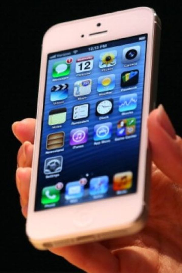 iPhone 5 (2012) Foto: Getty Images
