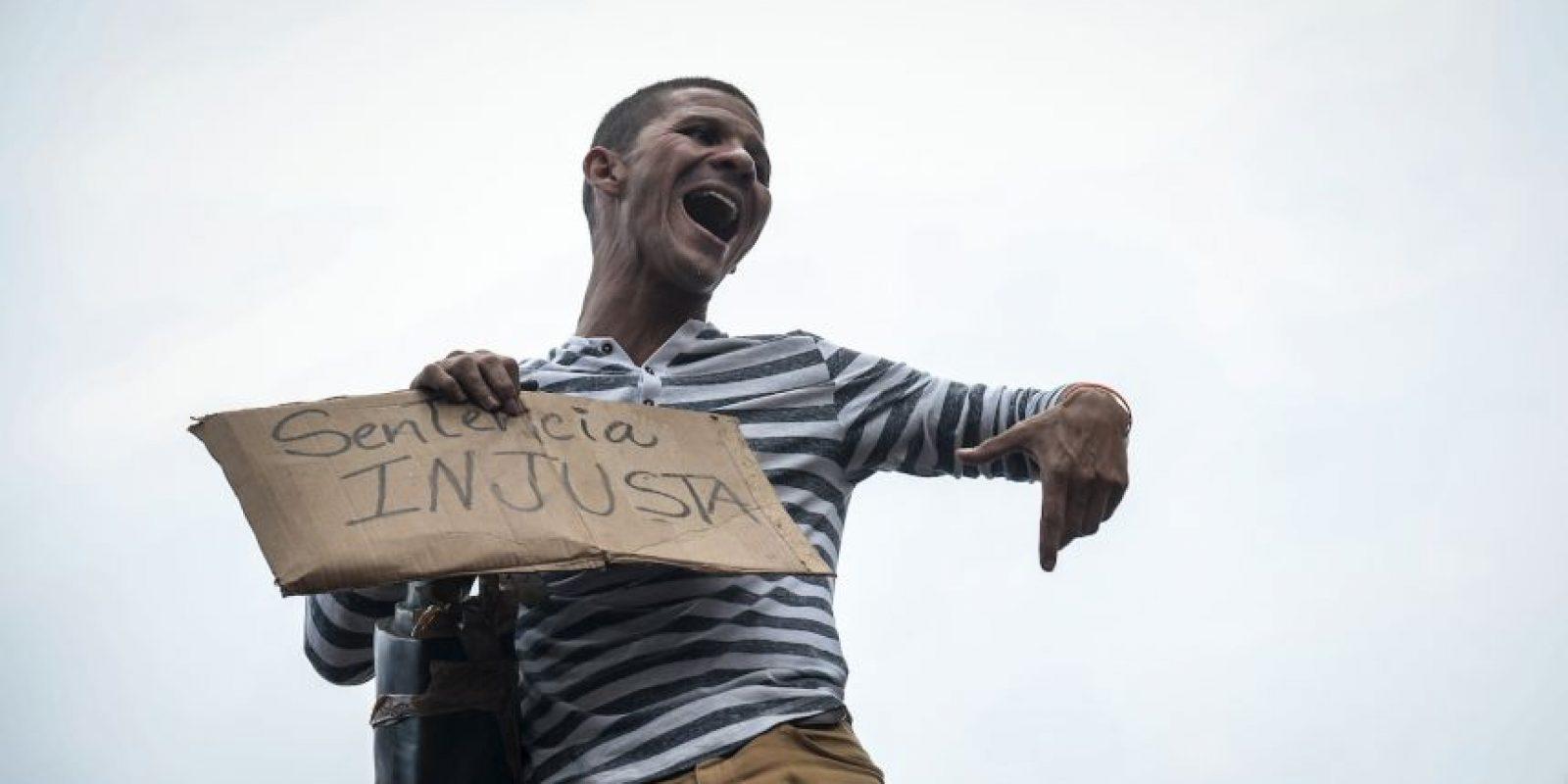 La OEA evitó cuestionar a Venezuela al respecto, pero pidió los detalles de la sentencia Foto:AFP