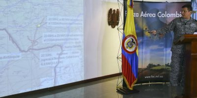 Algo que fue rechazado por el gobierno en Caracas Foto:AFP