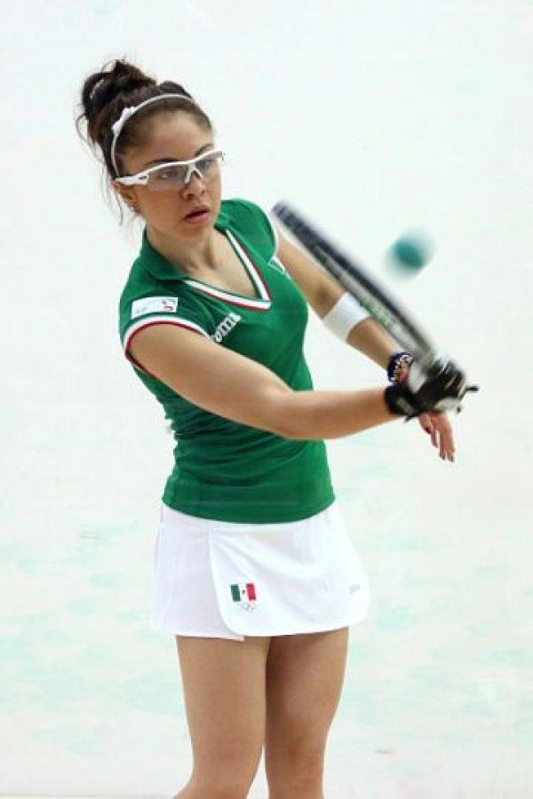 Desde su aparición como profesional en el racquetbol, Paola Longoria ha ejercido un dominio abrumador en la disciplina. Tiene dos títulos Mundiales y 6 medallas de oro en Juegos Panamericanos. Estuvo invicta de mayo de 2011 a octubre de 2014. Foto:Getty Images