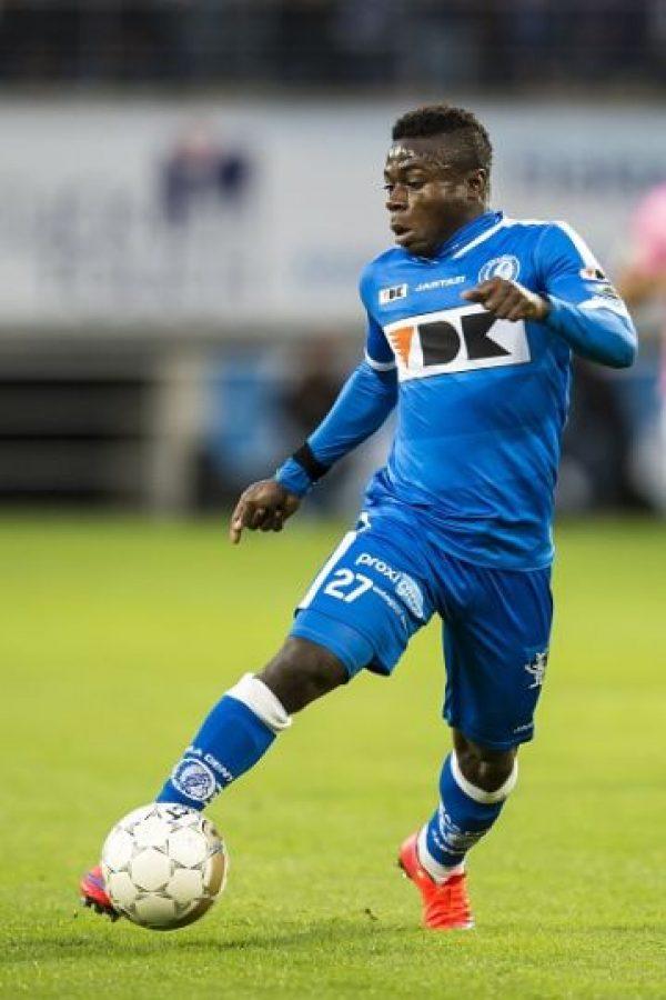 Jugador más valioso: Moses Simon (4 millones de euros) Foto:Getty Images
