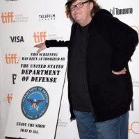 El cineasta presentó su nuevo proyecto en el Festival de Cine de Toronto, donde negó su apoyo a Hilary Clinton, actual aspirante a la presidencia de los Estados Unidos. Foto:Getty Images
