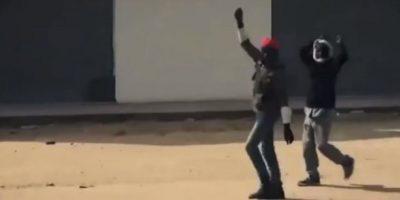 A finales de enero, mataron a al menos 30 personas en una serie de ataques coordinados contra puestos de seguridad Foto:Twitter – Archivo
