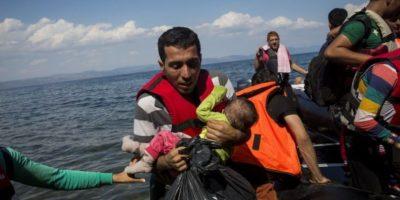 5. Víctimas: según el Observatorio Sirio para los Derechos Humanos la guerra ha dejado Más de 310 mil personas han muerto en Siria, entre ellas casi 105 mil civiles, 11 mil de ellos niños. Foto:Getty Images