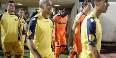 4. Maccabi Tel Aviv (Israel) / 21.03 millones de euros. Foto:Getty Images