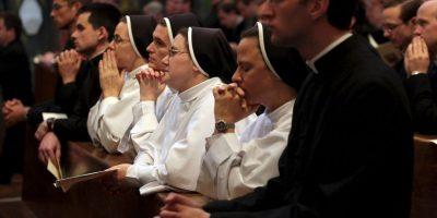 Los representantes de la Iglesia Católica en Irlanda no quisieron dar ningún tipo de declaración. Foto:Getty Images
