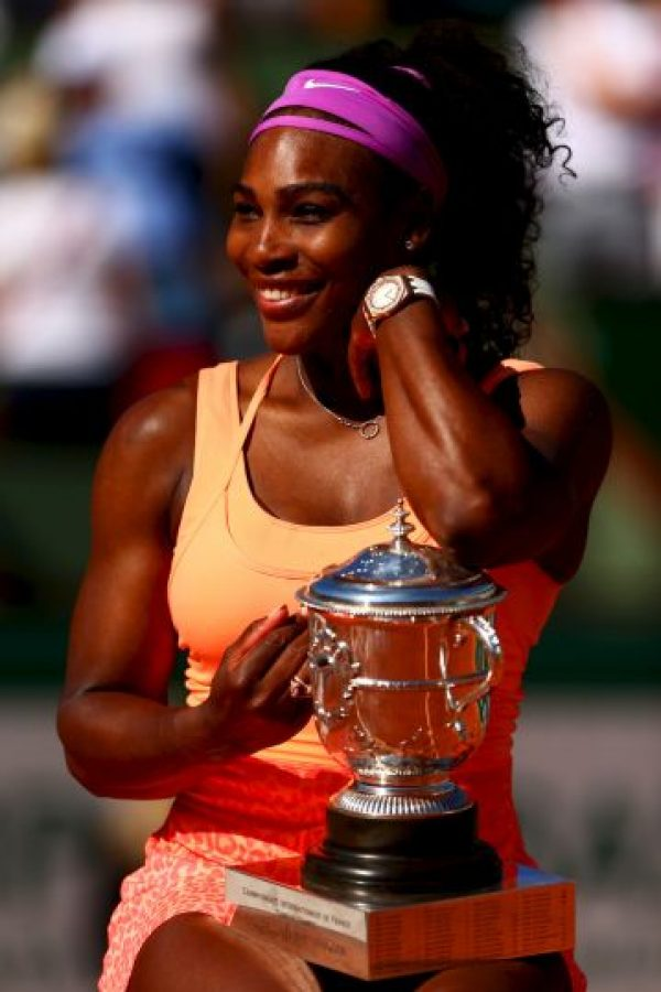 7. Serena Williams (Tenis) Foto: Getty Images