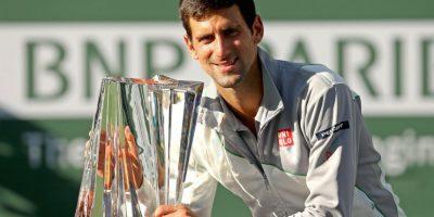 Su ídolo en la infancia fue el tenista estadounidense Pete Sampras, ganador de 14 torneos de Grand Slam. Foto:Getty Images