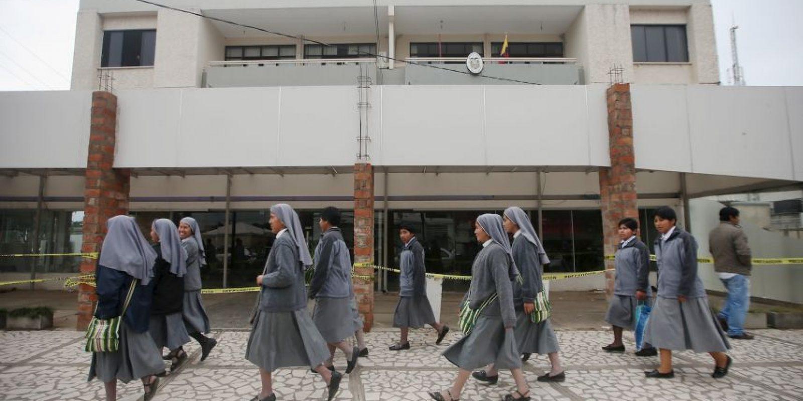 El orfanato formaba parte de la Iglesia Católica. Foto:Getty Images