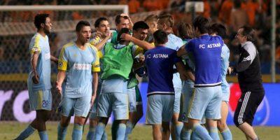 1. FC Astana (Kazajstán) / 14.5 millones de euros. Foto:Getty Images