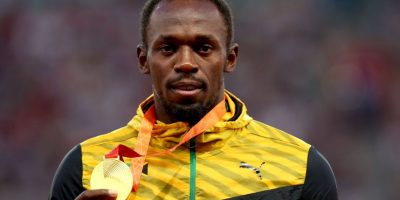 6. Usain Bolt (Atletismo) Foto: Getty Images