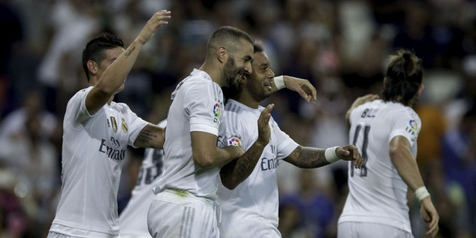Real Madrid Foto:Getty Images