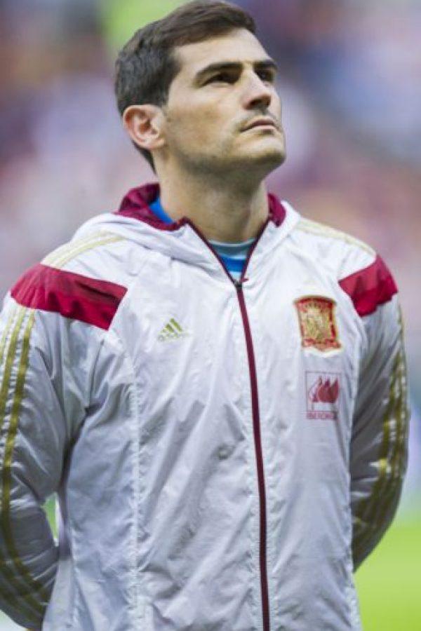 "Iker Casillas: ""Yo me quedo con Messi antes que con Cristiano Ronaldo"". Foto:Getty Images"