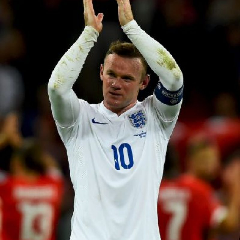 """Wayne Rooney: """"Pienso que Messi es mejor. En mi opinión, Messi es el mejor de la historia"""". Foto:Getty Images"""