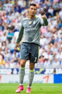 Jugador más valioso: Cristiano Ronaldo (120 millones de euros). Foto:Getty Images