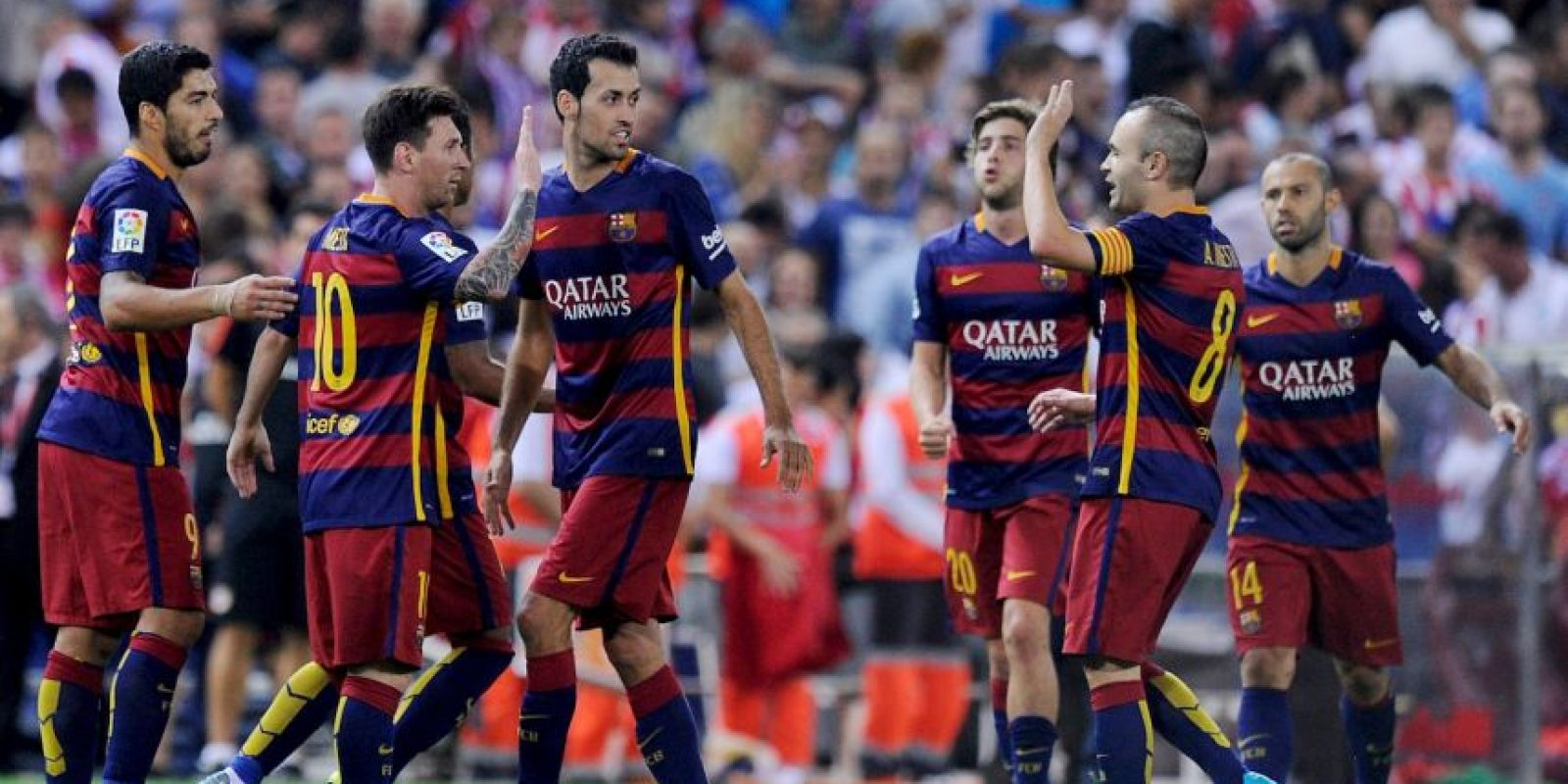 1. Barcelona Foto: Getty Images