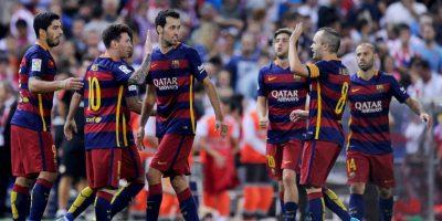 Es el actual campeón de la Liga de España Foto:Getty Images