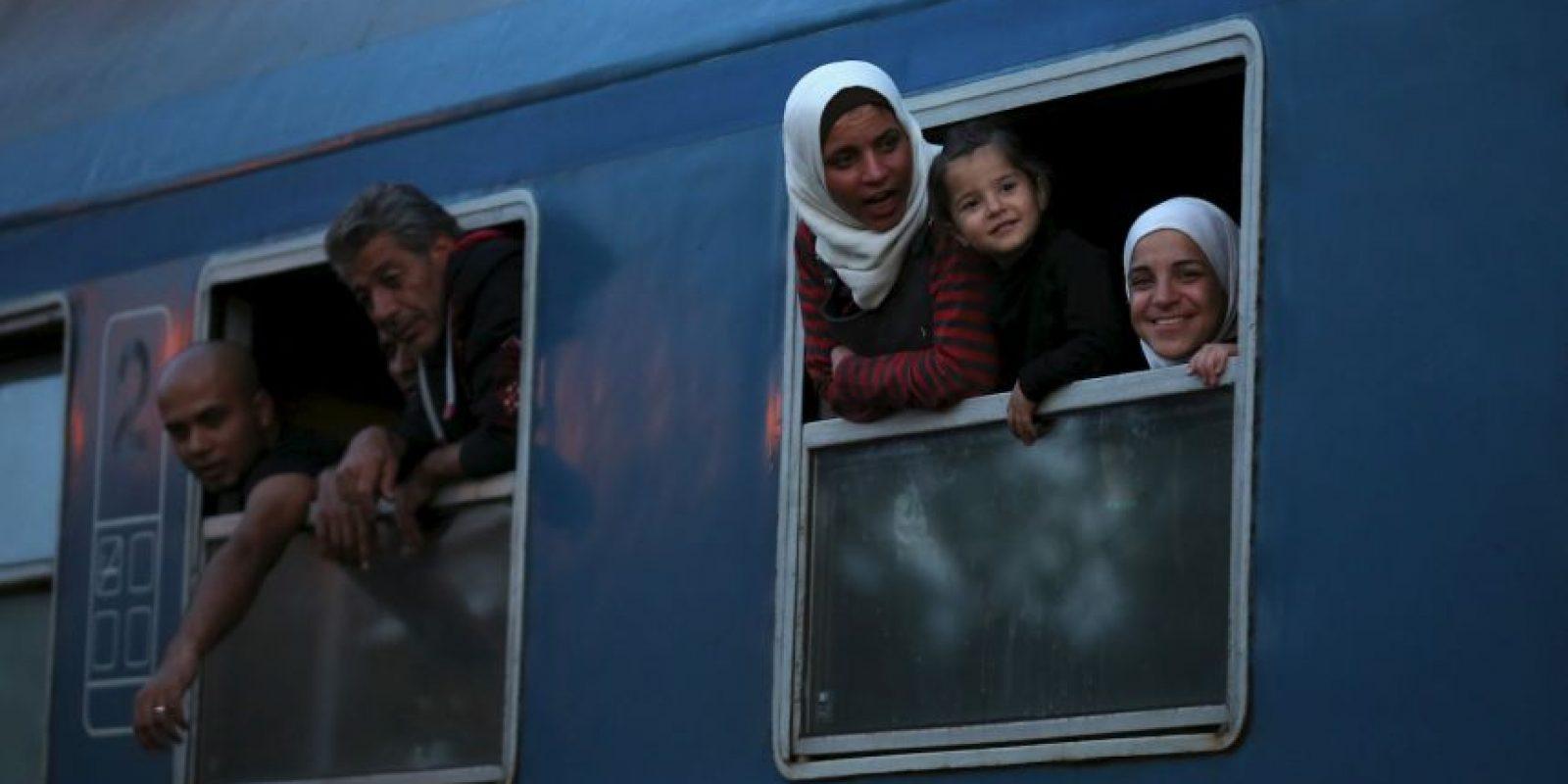 Serán rechazados quienes hayan cometido un crimen de guerra o contra la humanidad. También, quienes sean perseguidos por el derecho común y quienes realicen actos contrarios a los principios de Naciones Unidas. Foto:Getty Images