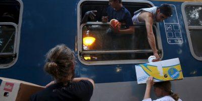 """Esto, de acuerdo al documento """"Condiciones para obtener el estatuto de refugiado y el estatuto de beneficiario de una protección internacional"""", de la Unión Europea Foto:Getty Images"""