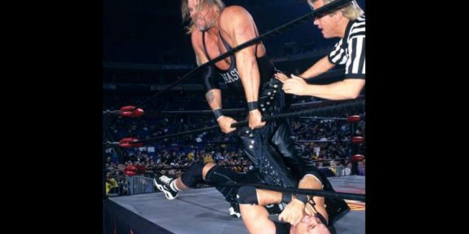 También peleó bajo el nombre de Diesel Foto:WWE