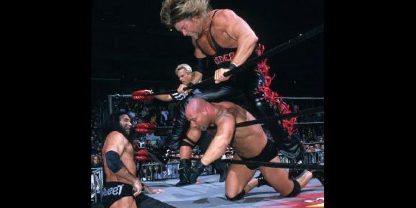 Tiene 56 años Foto:WWE