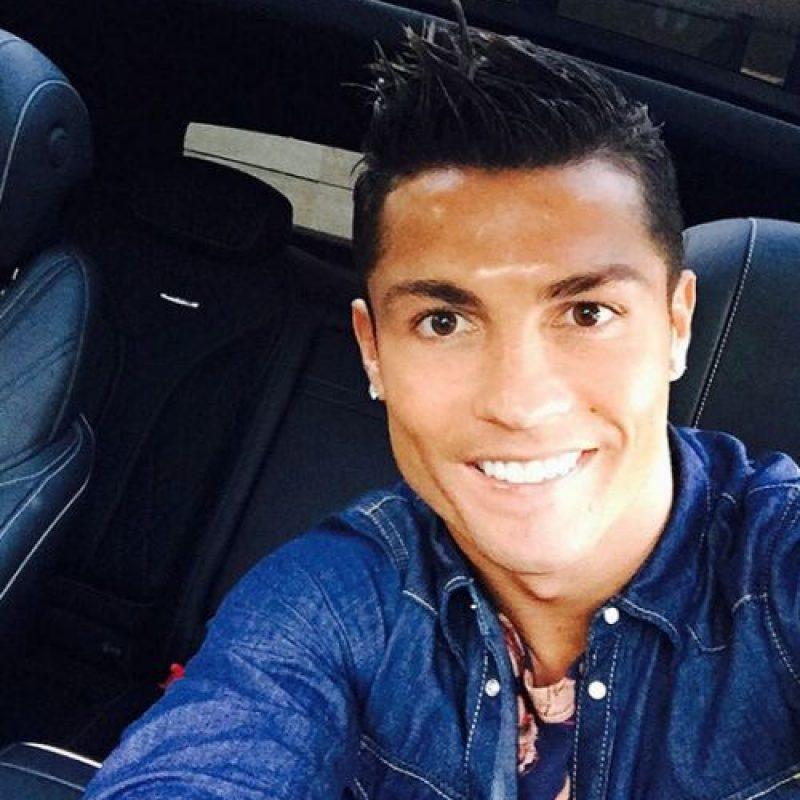 Cristiano Ronaldo cerrará 2015 con ingresos de más de 80 millones de dólares brutos, de los cuales, 28 millones son por concepto de publicidad. Foto:Vía instagram.com/Cristiano