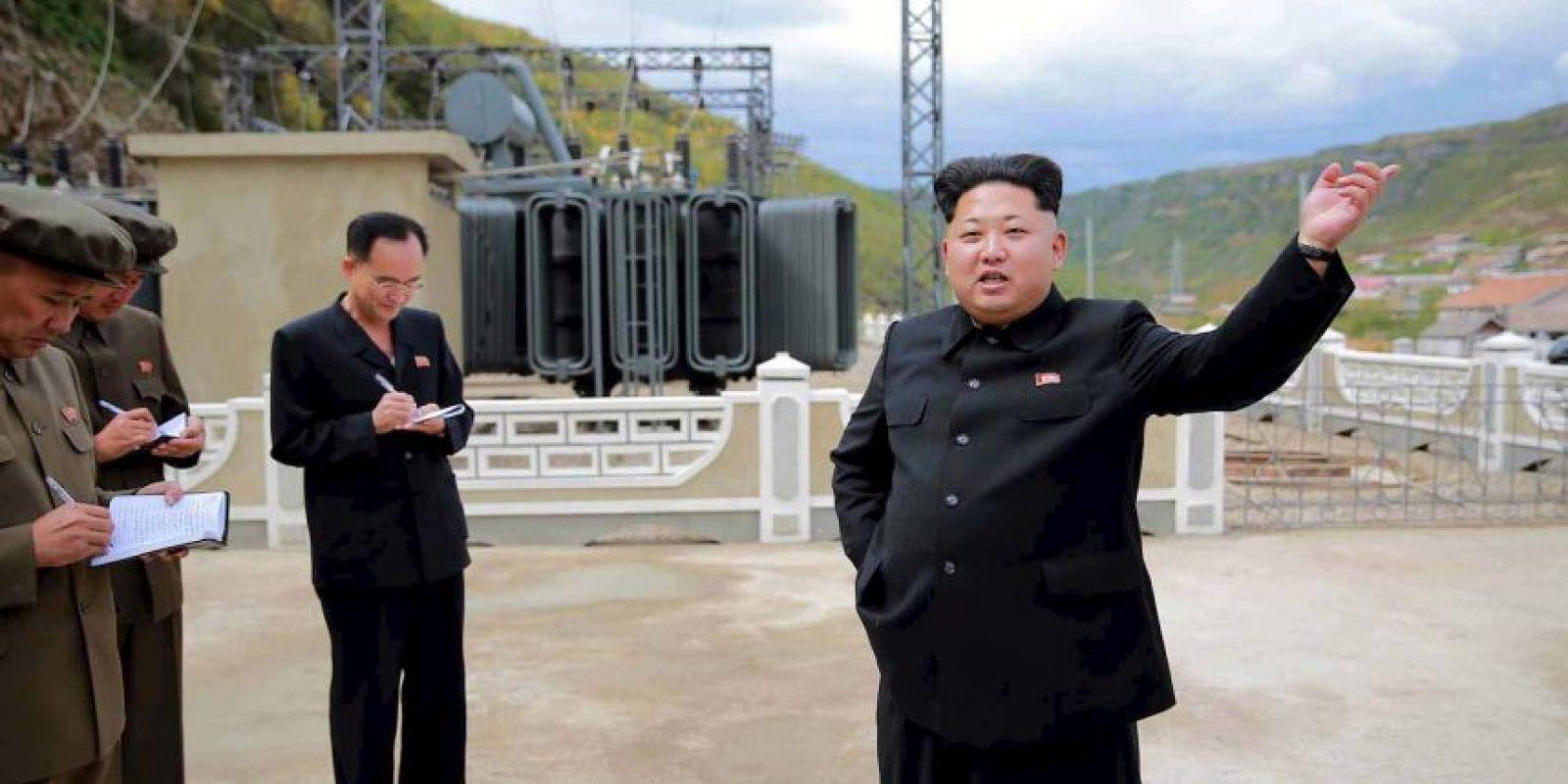 """Por otro lado, el Organismo Internacional de Energía Atómica comentó que este anuncio """"levanta preocupaciones"""". Foto:AFP"""