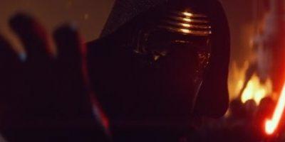 """Uno de los villanos es """"Kylo Ren"""" (Adam Driver), que pertenece a la """"First Order"""" Foto:Lucasfilm"""