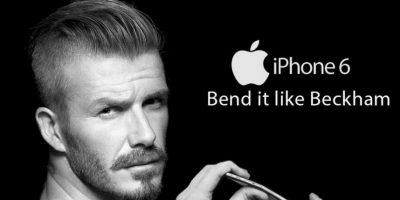 Usuarios aseguraban que el iPhone 6 se doblaba con facilidad. Foto:Pinterest