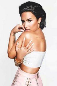 """La cantante reveló que todas sus canciones están basadas en """"experiencias personales"""". Foto:Instagram/ddlovato"""