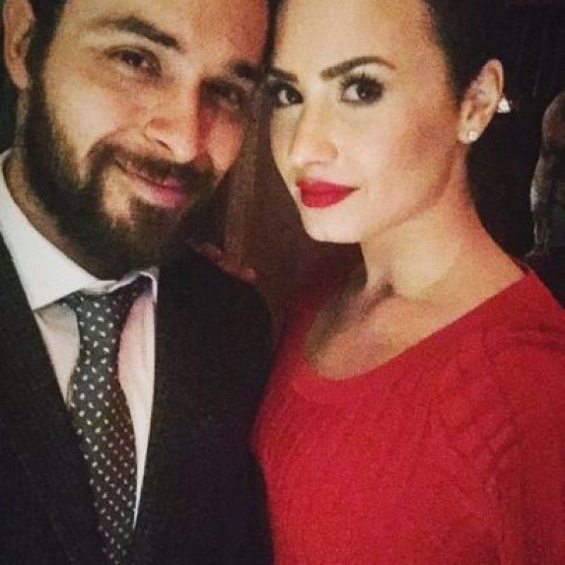 Actualmente, Demi Lovato tiene una relación con Wilmer Valderrama. Foto:Instagram/ddlovato
