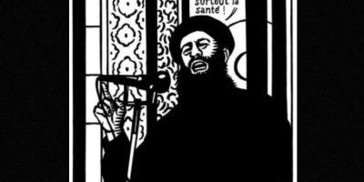 Se imprimieron casi ocho millones de copias del número posterior al ataque. Actualmente sigue en circulación. Foto:Vía: www.facebook.com/CharlieHebdoOfficiel