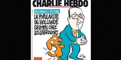 Foto:Vía: www.facebook.com/CharlieHebdoOfficiel