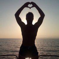 """5. David Bisbal ha compuesto varios temas para telenovelas como son: """"Por siempre mi amor"""", """"Juro que te amo"""" y """"Piel de otoño"""" Foto:Instagram/DavidBisbal"""