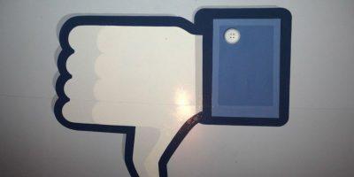 """""""No me gusta"""" finalmente llegará a Facebook. Foto:Getty Images"""