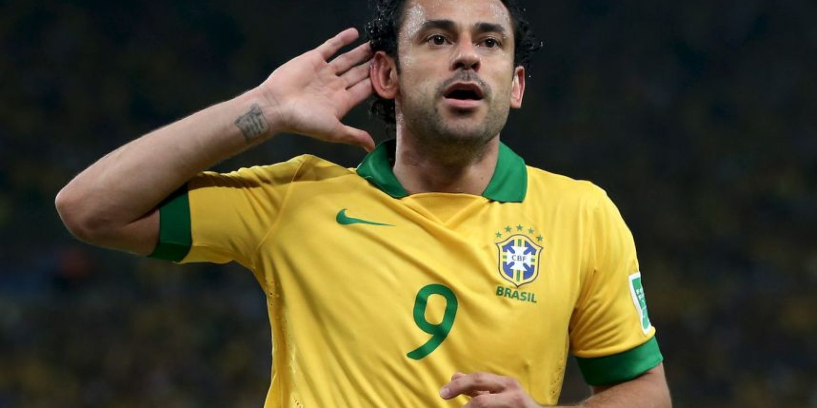 3. Fred – Brasil Foto:Getty Images