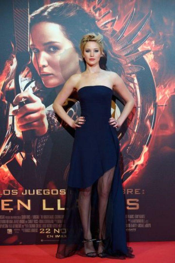 8. De no haber sido actriz, le habría encantado ser doctora. Foto:Getty Images