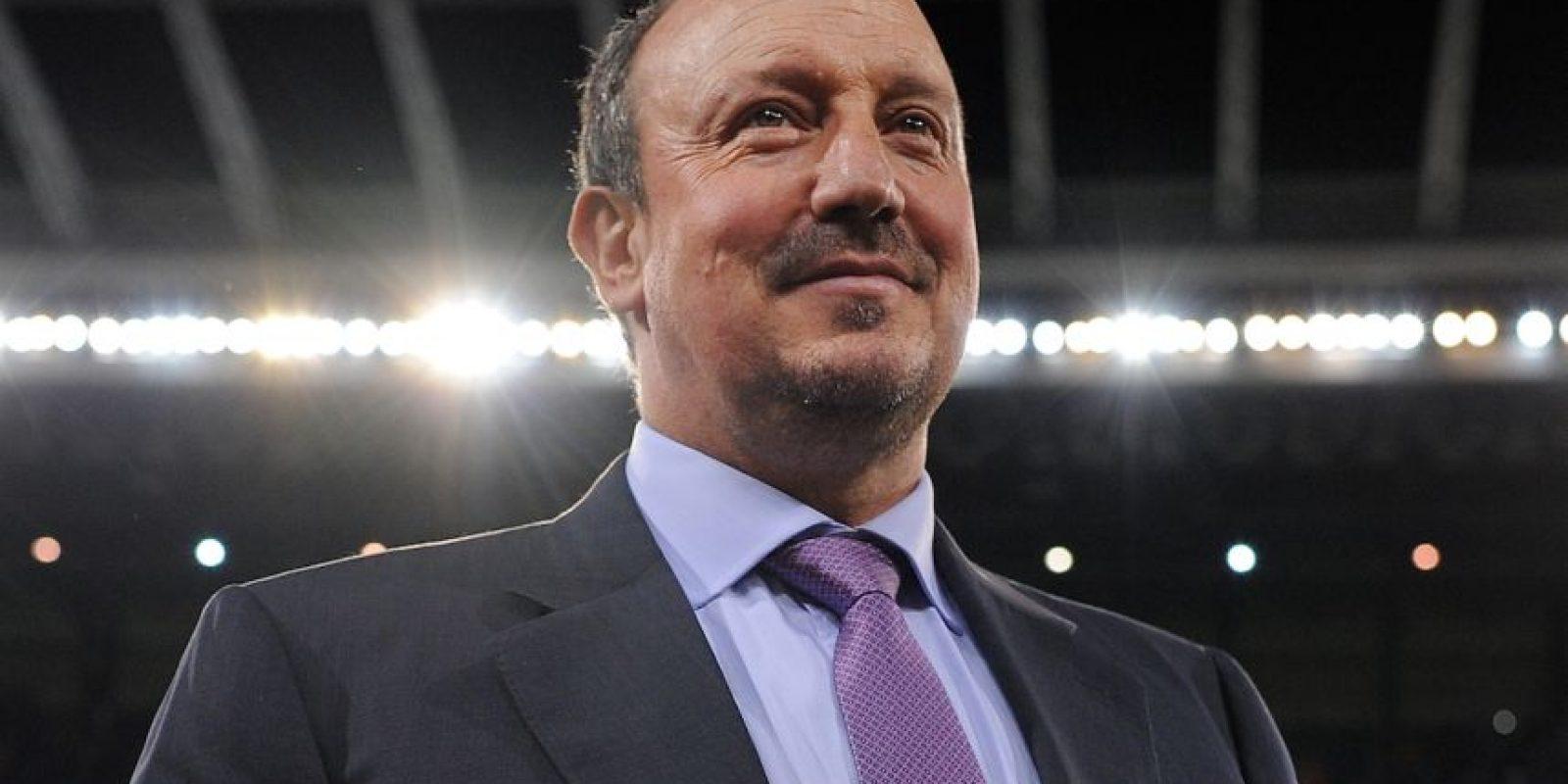 Su director técnico es el español Rafa Benítez. Foto:Getty Images